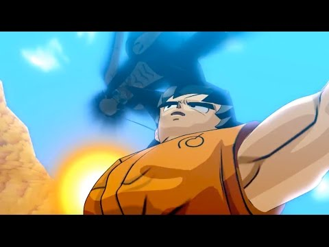 Luffy vs Goku?! DBH God Mission 9 Trailer | Dragon Ball Heroes