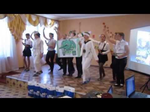 Песня Три танкиста 7-А сш 3 Луганск 2013 г