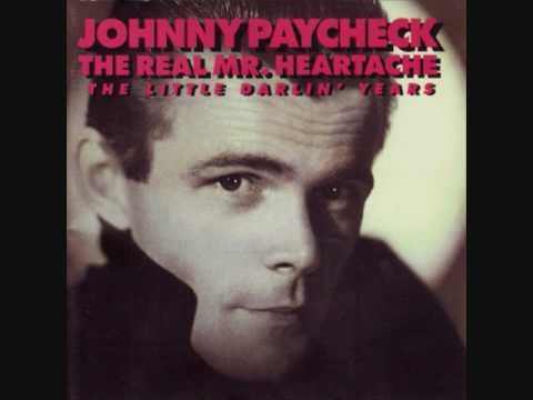 Johnny Paycheck: I'm barely hanging on to me