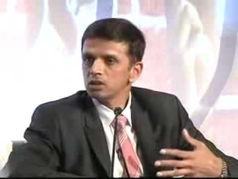 NASSCOM ILF 2013 : Rahul Dravid