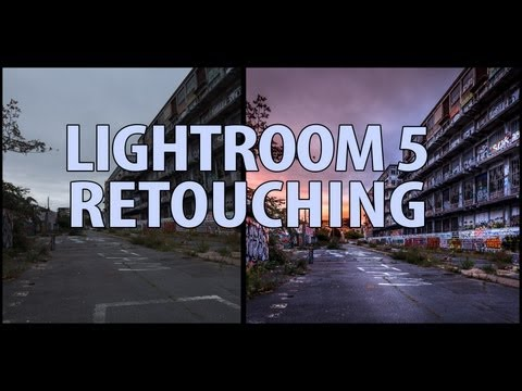 Lightroom 5 Retouching tutorial - PLP # 48 by Serge Ramelli