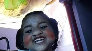 Funny face ,Janvi Gupta cute girl