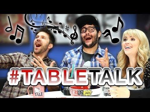 Sing Along to #TableTalk!