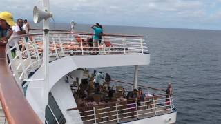 Carnival cruise line San Juan Puerto Rico 2018 movie