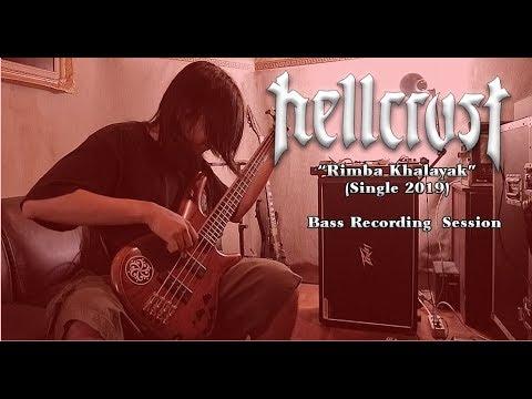 "Download HELLCRUST || ""Rimba Khalayak"" Bass Recording Mp4 baru"