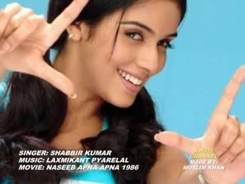 BAHARON KI RANGINIYON KO CHURA KAR ( Singer Shabbir Kumar )