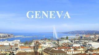 GENEVA City Tour / Switzerland
