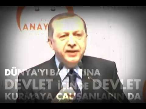 Cumhurbaşkanı Erdoğan: Dünyayı başlarına yıkarız