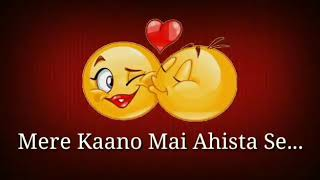 download lagu Tum Mere Ho Mere Rehna  Whatsapp Status  gratis