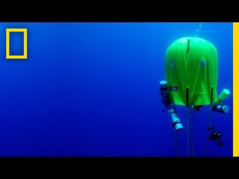 National Geographic Live! - Michael Lombardi: Inventions Enable Diving to New Depths