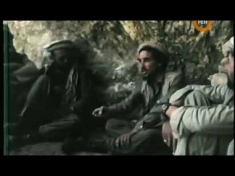 protocol of Ahmad Shah Massoud  with the Soviet forces - confidential documents
