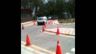 My driving test in islamabad