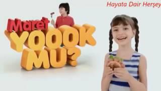 Maret Ellere varda bize yokmu Reklamı Uzun versiyon 2015