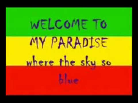 WELCOME TO MY PARADISE with LYRIC  STEVEN n COCONUT TREEZwmv  YouTubempeg4