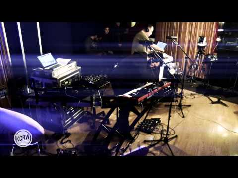 The Crystal Method - Emulator (Live @ KCRW, 2014)