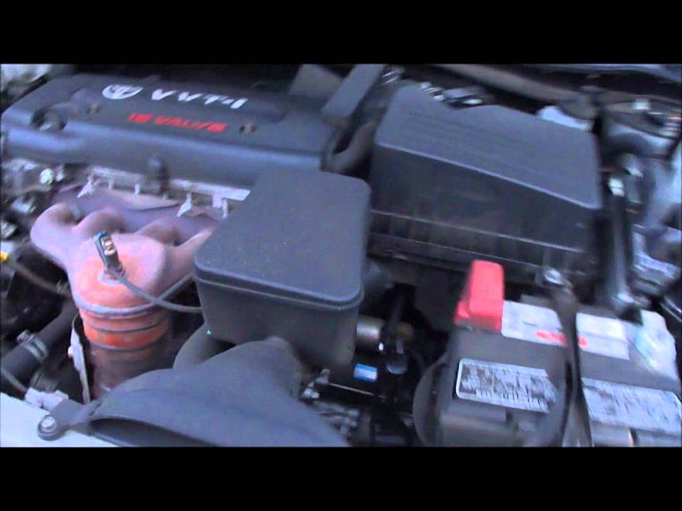 Transmission Fluid Flush N Fill 2007 Toyota Camry Youtube
