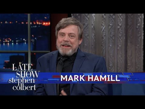Mark Hamill: The Best Star Wars Fans Are 'U-P-Fs'