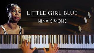 Nina Simone: Little Girl Blue + piano sheets