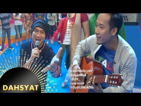 Romantisnya Anji Dan Denny Cagur Menyanyikan Lagu 'Dia' [DahSyat] [7 Nov 2016]