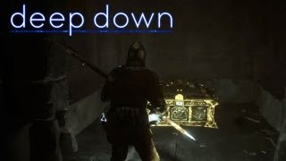 Deep Down - PS4 Demo Walkthrough #2 @ TGS 2013