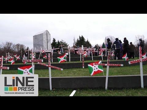 Burundi : un génocide oublié de l'histoire / Montréal - Canada 03 mai 2014