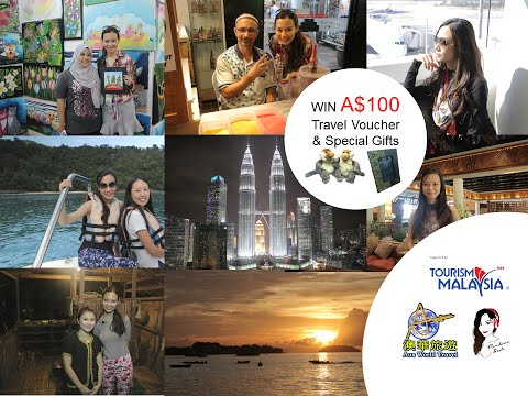 Malaysia (Sabah) Travel Guide - Part 2 Watch & Win