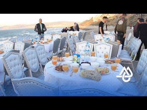طنجاوا والإفطار في الهواء الطلق