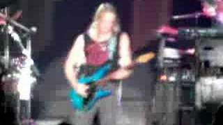 Steve Morse Guitar Solo - Deep Purple live in Nicosia