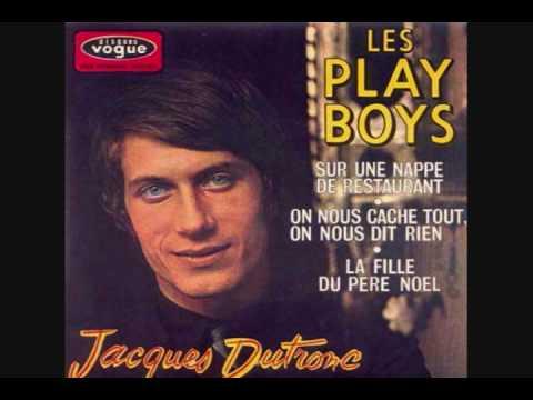Jacques Dutronc - On Nous Cache Tout On Nous Dit Rien