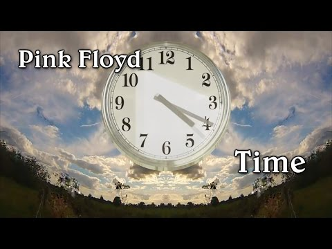 Pink Floyd -Time (1974) surreal video
