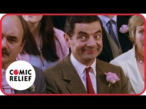 Mr Bean's Wedding | Comic Relief