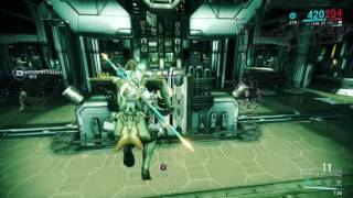 Warframe Quick Mission Gameplay