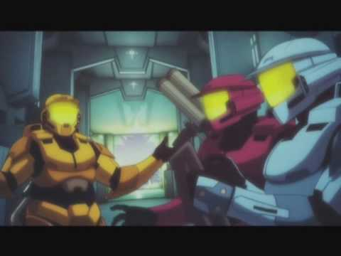 Red Vs Blue Animated HQ