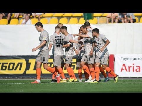 Львов 0-2 Шахтер. Обзор матча (18.08.2018)