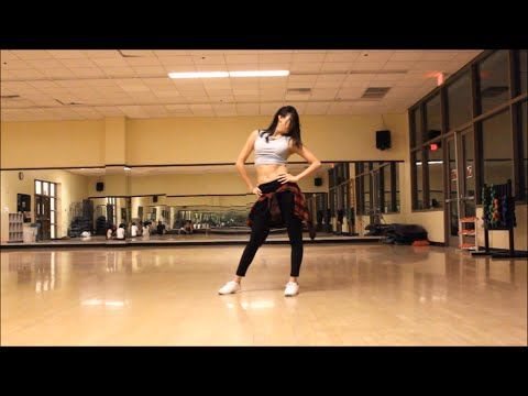 Beyonce - YONCE Dance Cover   GIRIN choreography