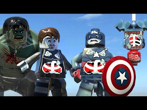 ЗОМБИ МСТИТЕЛИ - LEGO Marvel Super Heroes