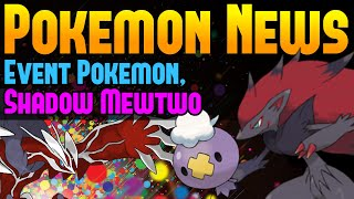 Shiny Events, Zoroark Event, Shadow Mewtwo, New Hat - CakEdit News
