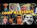 PERSONAJES MUERTOS DEL CHAVO Y COMO MURIERON  Y LOS QUE QUEDAN''SI LOS RECUERDAS DALE LIKE''