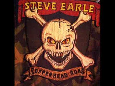 Steve Earle - Devils Right Hand