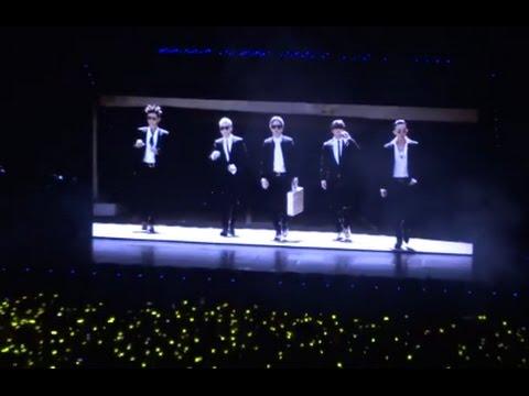 뱅뱅뱅 BANG BANG BANG - BIGBANG 빅뱅 - WORLD TOUR 'MADE' in Singapore 2015