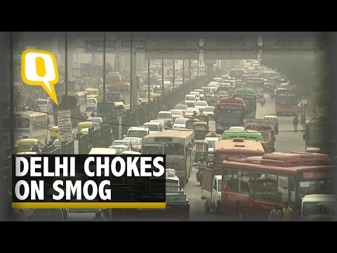 Delhi Chokes on Toxic Air, Leaves Behind Beijing in Air Pollution
