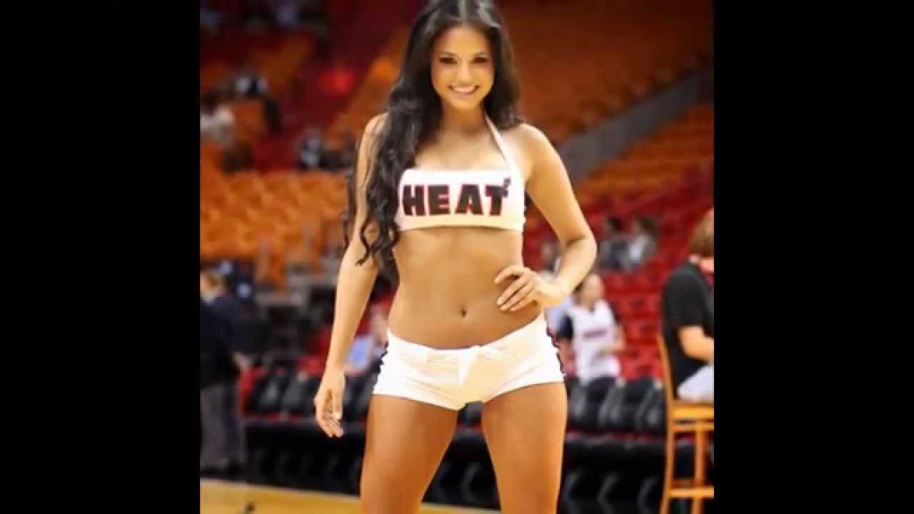 Miami Heat Dancers Miami Heat Dancers 2014