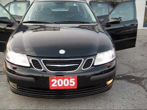 2005 saab 9 3 linear 2 0l turbo 360 video www mehrsauto ca. Black Bedroom Furniture Sets. Home Design Ideas