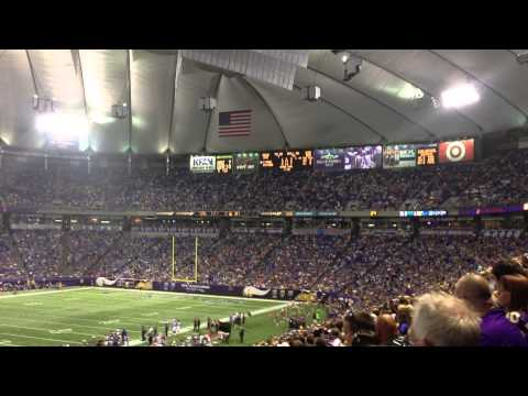 Mn Vikings Game Vs Tennessee Ans Crowd Trashing Mall Of