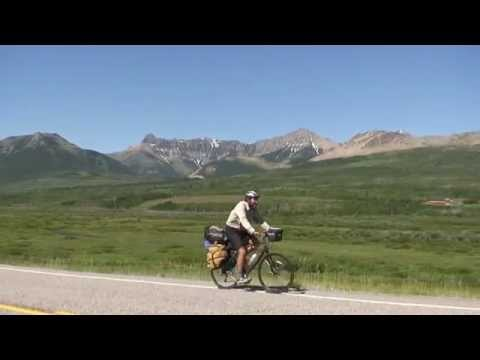Bike to Waterton