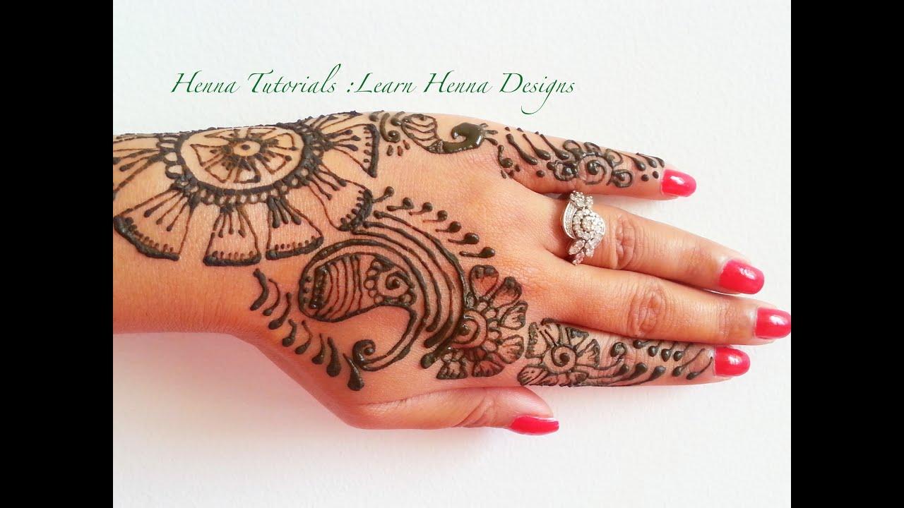 Mehndi Designs Online Classes