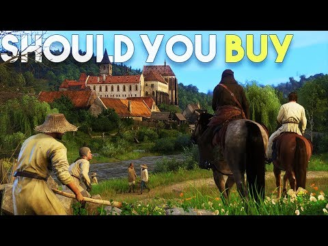 Should You Buy Kingdom Come Deliverance - An Honest Review...