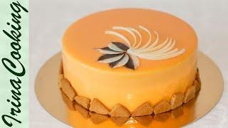 Медовик муссовый или медовый торт по-новому - Honey Mousse Cake Recipe