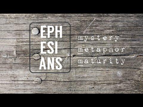 "Ephesians: ""Possibility & Purpose"""
