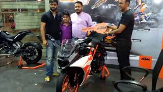 Kolkata's First 2017 KTM RC200 Launch Event & Delivery | MMR.TV (Vlog 1)
